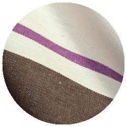 Caribeña Purple - Extra-Soft, High Quality Cotton