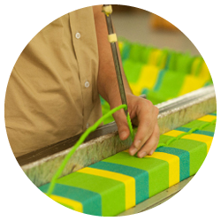 Sonrisa Lime - Handmade in Colombia