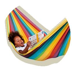 Iri Rainbow - Kinderförderung mit Spaß