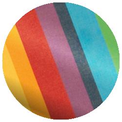 Iri Rainbow - Kvalitetsbomuld