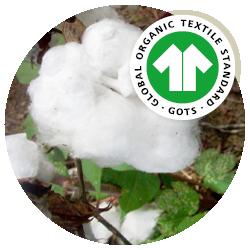 Yayita - Extra weiche & unbehandelte Bio-Baumwolle
