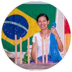 Copa Furia Roja - Brasilianisches Kunsthandwerk