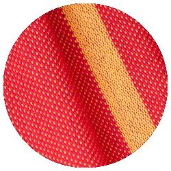 Copa Furia Roja - Weiche Bio-Baumwolle