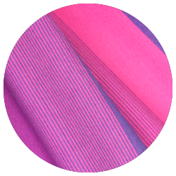 Orquídea Purple - Extra-Soft, High Quality Cotton