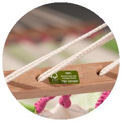 Colada Kiwi - Spridarstång av FSC®-trä