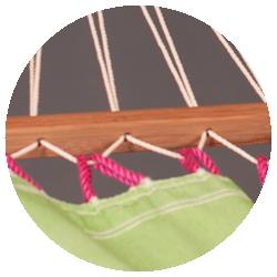 Fruta Kiwi - Barra in legno di bambù certificato FSC®
