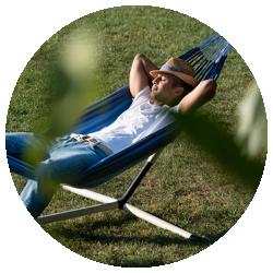 Nautico Cool Grey - Für den Einsatz im Freien