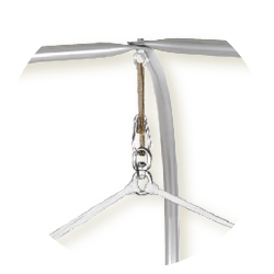 Romano Silver - Simplicité de réglage en hauteur