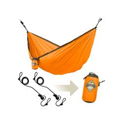 Colibri Orange - Let all-in-one-hængekøje
