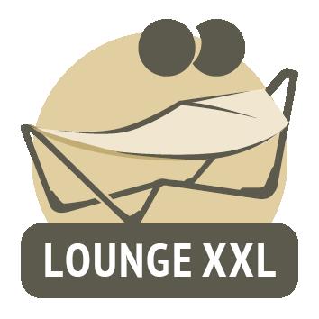 XXL Lounge Hammock